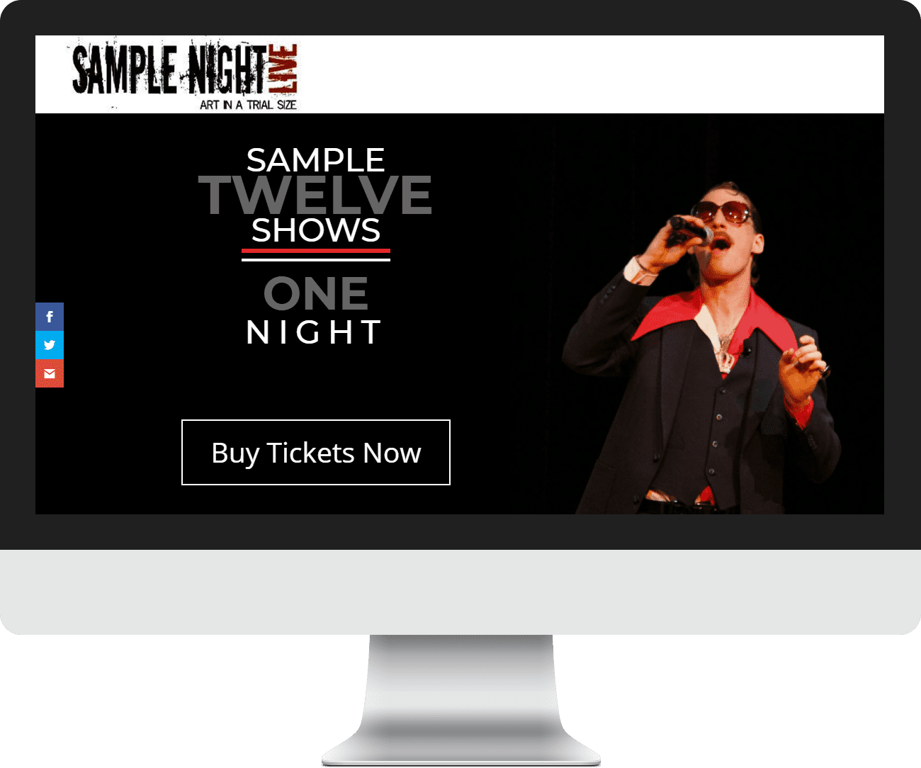 Sample Night Live 1