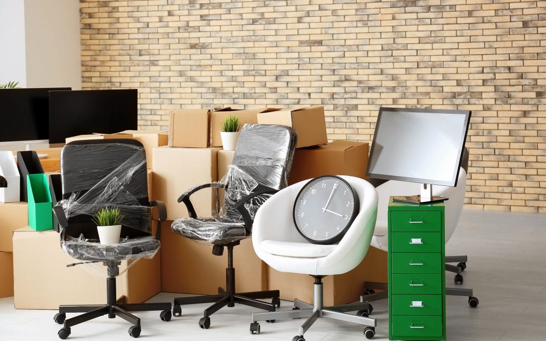 Moving to a new office space? Don't forget these important steps in order to preserve your online rankings.