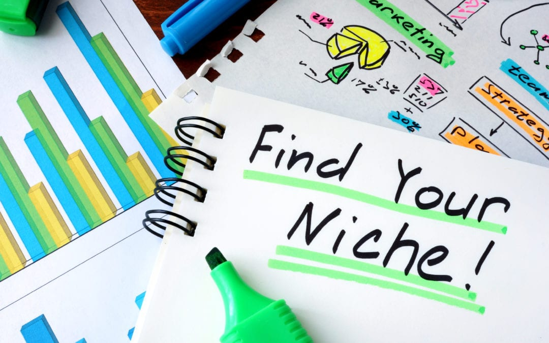 Why is it important to find a niche? – #AskAlison